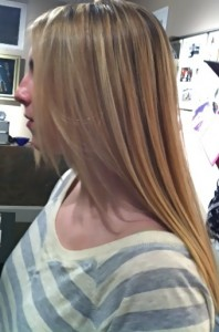 dirty blond hair extensions nyack