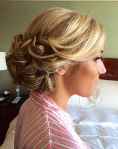 wedding hair style up
